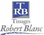 Logo Groupe Tissages Robert Blanc