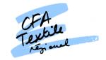 Logo Chambre d'Apprentissage des Métiers de la Soie et du Textile