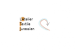 Logo Atelier Textile Jurassien