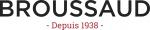 Logo Broussaud Textiles