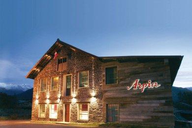 Filature Arpin à Séez Auvergne-Rhône-Alpes(Savoie)