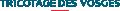 Logo Tricotage des Vosges