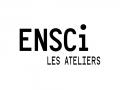 Logo École Nationale Supérieure de Création Industrielle (ENSCI)