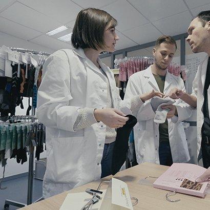Métiers de la Mode - Développement de produits et management de la production