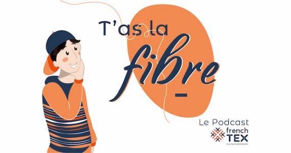 podcast french tex métier textile