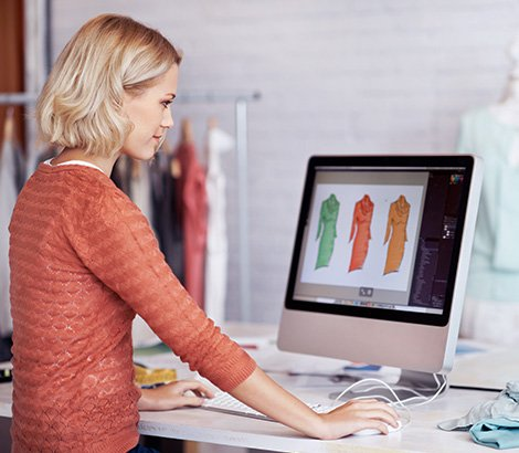 Métiers de la Mode – Styliste Coloriste Infographiste