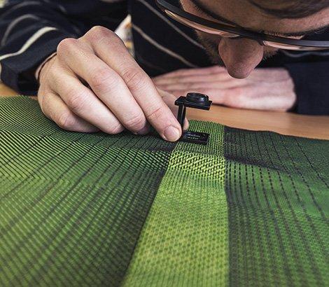 ingénieur matériaux textiles